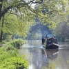 """Peter Fidler, Open Class, """"Spring Sunshine-Basingstoke Canal"""""""