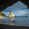 "Justin Cliffe, ""Cathedral Cove"""