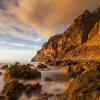 A1_David Oates_Last light, La Gomera