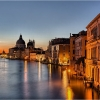 "Michael Wood, ""First Light on the Grand Canal"""
