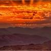 "Michael Wood, ""Autumn Sunset from Wansfell Pike"""